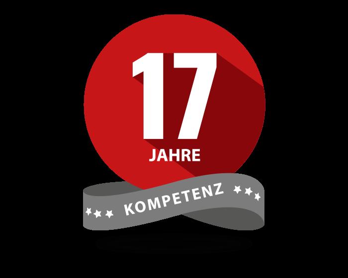 Fußbodenservice Johann Roth. 17 Jahre Erfahrung, Kompetenz und Kundenzufriedenheit.